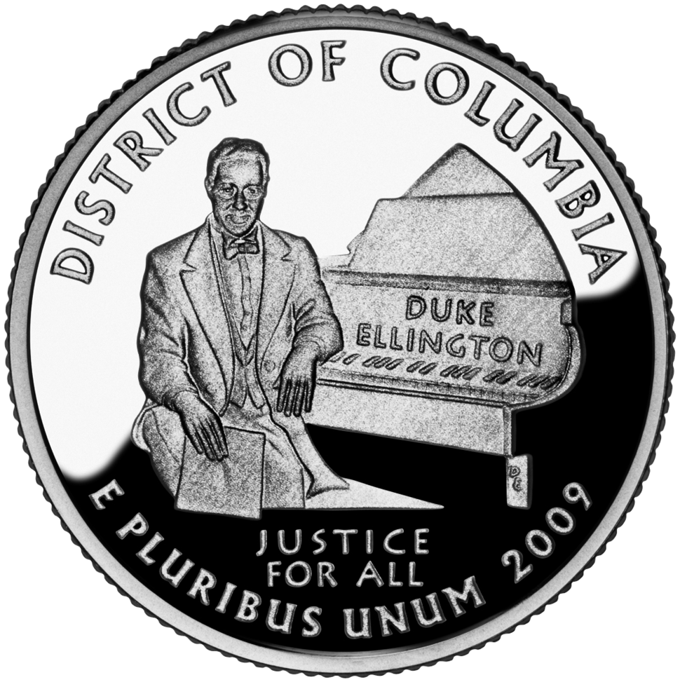 2009 DC Proof