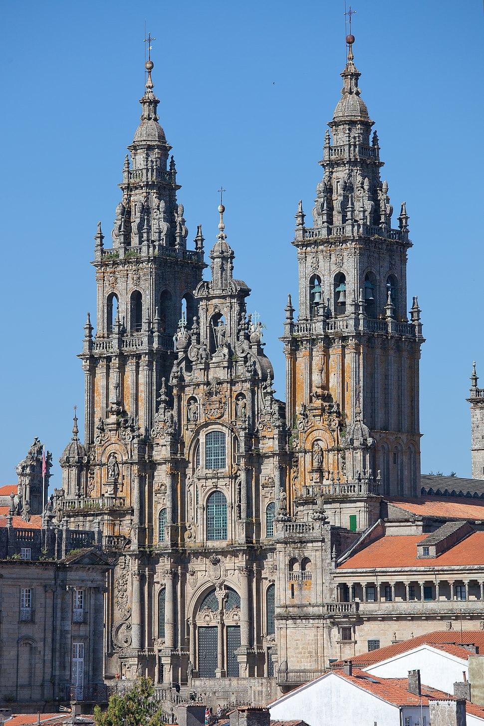 2010-Catedral de Santiago de Compostela-Galicia (Spain) 4