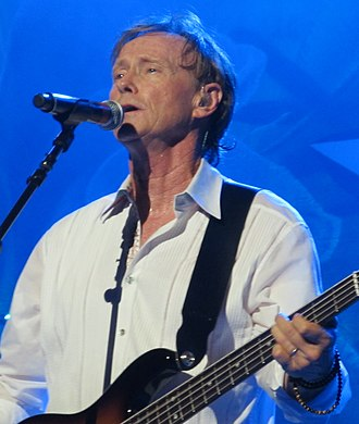 I'll Remember - Richard Page co-wrote the song.