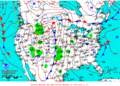 2012-03-19 Surface Weather Map NOAA.png