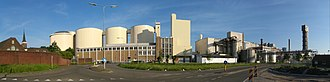 Sugar refinery - Sugar refinery in Groningen, The Netherlands