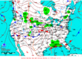 2013-04-14 Surface Weather Map NOAA.png