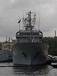 2013-08-30 Севастополь. Вспомогательное судно A512 Mosel ВМС Германии (4).JPG