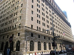 2013 Federal Reserve Bank of New York from west.jpg