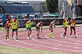 2013 IPC Athletics World Championships - 26072013 - Start of the Women's 1500m - T12 first semifinal.jpg