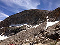 2014-07-25 12 16 43 View of Ruby Dome from the low portion of the ledges just northwest of the summit.JPG