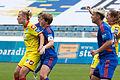 2014-10-11 - Fußball 1. Bundesliga - FF USV Jena vs. TSG 1899 Hoffenheim IMG 4158 LR7,5.jpg
