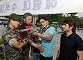 2014.7.12. 해병대사령부, 군산, 장항, 이지지구 행사 12th, juiy, 2014. Memory day of battle in Gunsan janghang lri area (14676556162).jpg