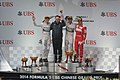 2014 Chinese Grand Prix post-race podium - Lewis Hamilton, Nico Rosberg & Fernando Alonso.jpg