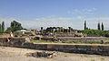 2014 Prowincja Armawir, Zwartnoc, Ruiny katedry Zwartnoc 16.JPG