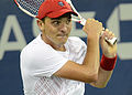 2014 US Open (Tennis) - Qualifying Rounds - Andreas Beck (14872889989).jpg