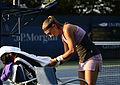 2014 US Open (Tennis) - Tournament - Aleksandra Krunic (15119100481).jpg