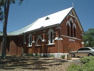 Armadale, Western Australia - St Matthews Anglican Church (2015).