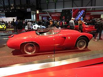 Alfa Romeo 2000 Sportiva - Alfa Romeo 1900 Sport Spider, or 2000 Sportiva Spider