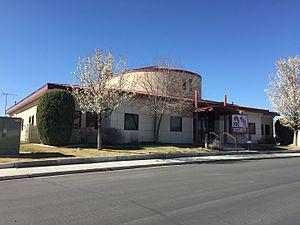 KENV-DT - KENV News Studio in the campus of Great Basin College in Elko, Nevada.