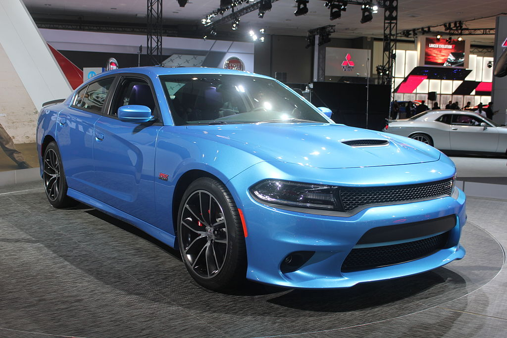 Dodge Charger Scat Pack Car Cover
