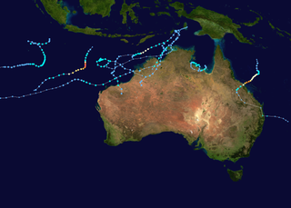 2016–17 Australian region cyclone season
