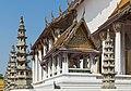 2016 Bangkok, Dystrykt Phra Nakhon, Wat Suthat (37).jpg