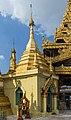 2016 Rangun, Pagoda Sule (22).jpg