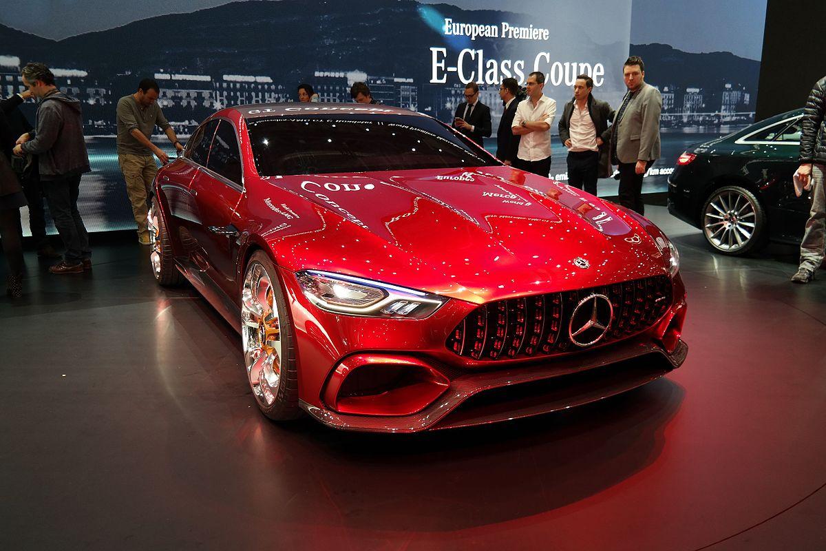 Mercedes-AMG GT Concept — Википедия