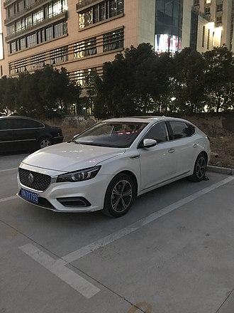 MG Motor - 2017 MG 6