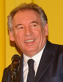 taille François Bayrou