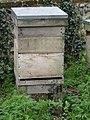 2018-04-24 Bee hive, Nature walk, Parish church of Saint Margaret, Church Road, Thorpe Market (1).JPG