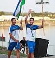 2018-08-07 World Rowing Junior Championships (Opening Ceremony) by Sandro Halank–145.jpg