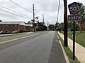 2018-09-23 12 57 19 View north along Bergen County Route 503 (Liberty Street) at Bergen County Route 40 (Main Street) in Little Ferry, Bergen County, New Jersey.jpg