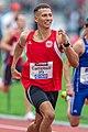 2018 DM Leichtathletik - 400-Meter-Huerden Maenner - Luke Campbell - by 2eight - DSC9474.jpg