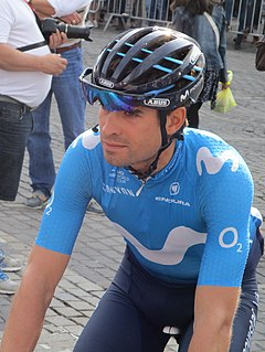 Mikel Landa Spanish road cyclist