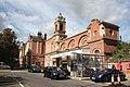 2018 at Bury St Edmunds station - forecourt.JPG