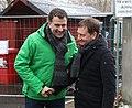 2019-01-11 Pressetermin Ministerpräsident Michael Kretschmer at FIS Cross-Country World Cup Dresden by Sandro Halank–004.jpg