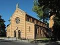 2019-06-29 Wilhelm-Griesinger-Krankenhaus Krankenhauskirche 1.jpg
