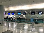 201901 Cathay's Check-in Counter at Kowloon Station.jpg