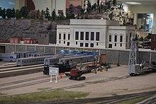 Model Railroad Layout Wikipedia