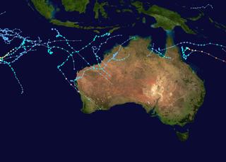 2020–21 Australian region cyclone season Cyclone season in Australia