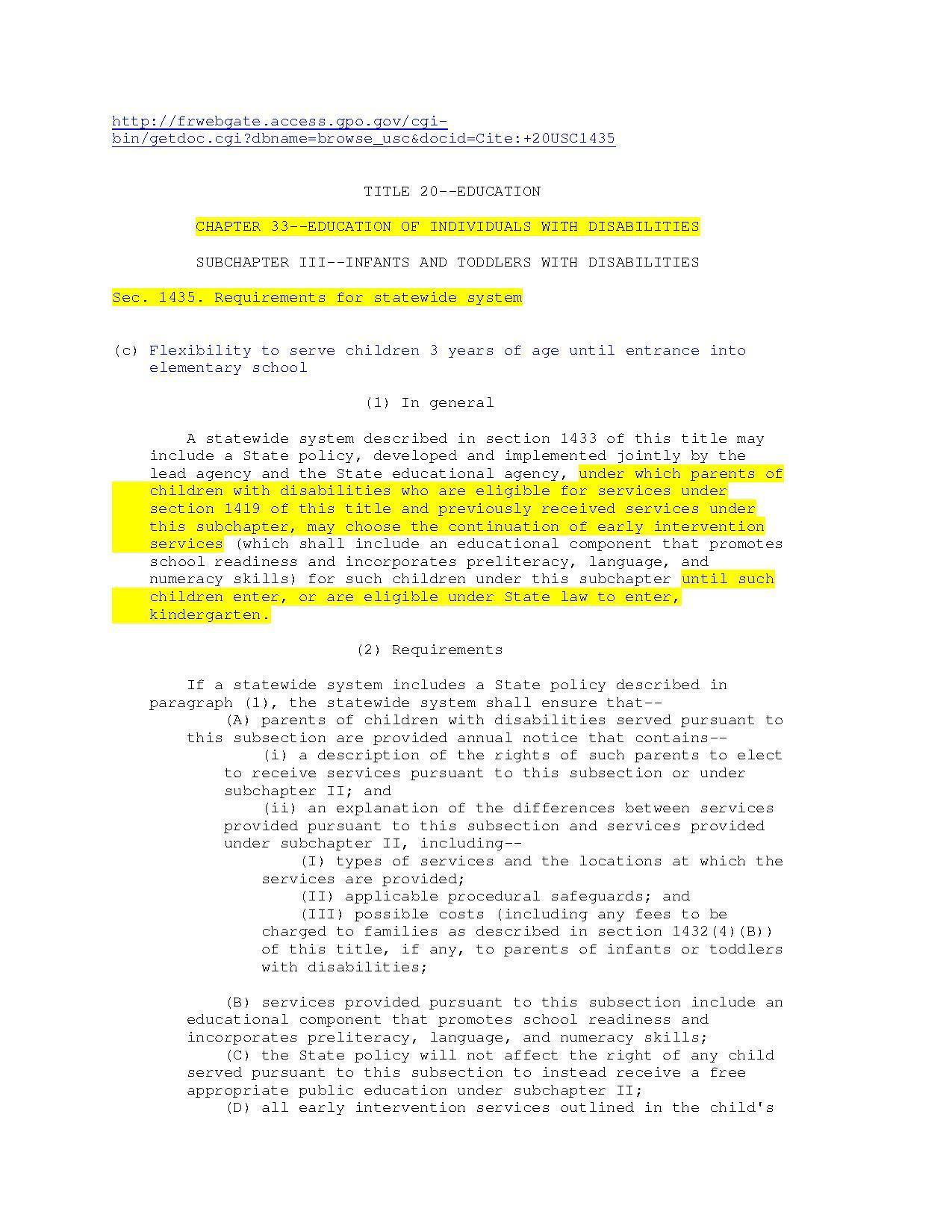 Department of Justice ADA Title III Regulation 28 CFR Part