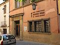 222 Biblioteca Beat Castellet, pl. Santa Eulàlia (Esparreguera).JPG