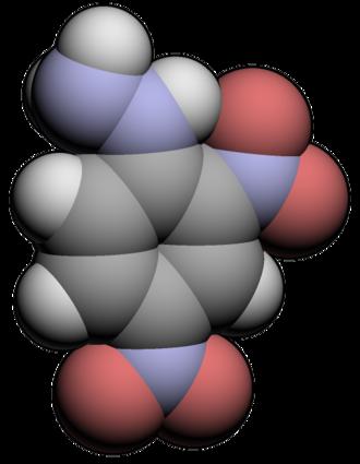 2,4-Dinitrophenylhydrazine - Image: 24dnp 3d