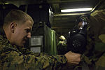 24th MEU conducts MOPP gear refresher course 150108-M-QZ288-130.jpg
