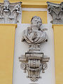 281012 The bust on the wall of the west facade of the palace - 01.jpg