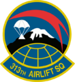 313th Airlift Squadron.png