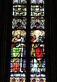 347 Catedral de Girona, vitrall de Sant Pau i Sant Pere.JPG