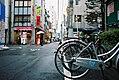 3 chome Sotokanda side street crossing with Akiba Junk Street, near Kanda Christ Church of Anglican Church in Japan (2010-02-11 14.00.24 by Haya BS).jpg
