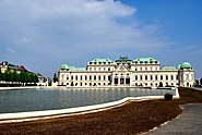 3 of 15 - Belvedere Palace, Vienna - AUSTRIA
