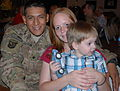 "3rd BCT ""Rakkasans,"" 101st Airborne Division soldiers say farewell to families before deploying 120906-A-AG069-003.jpg"
