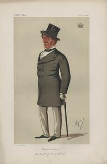 Orlando Bridgeman, 3rd Earl of Bradford British politician