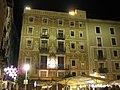 40 Plaça del Pi, casa del Gremi de Revenedors.jpg