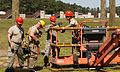 412th Engineers build archery tower 160614-A-JR823-014.jpg
